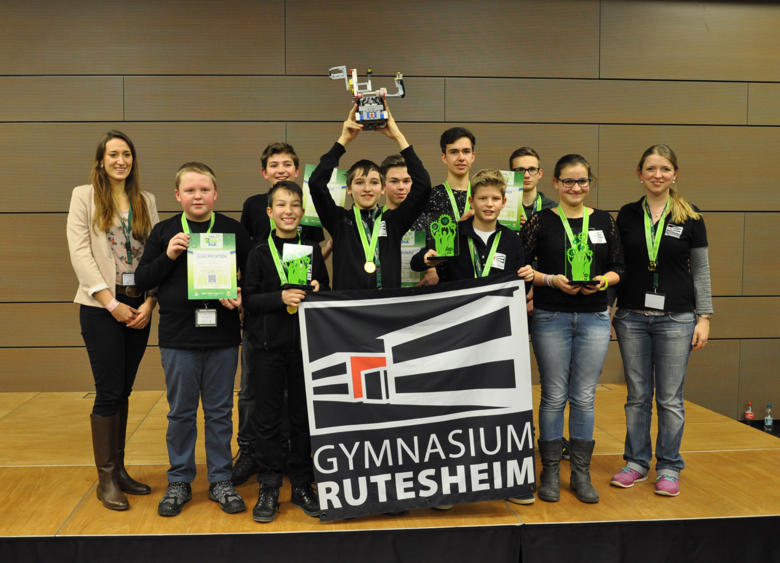 2016 01 16 FirstLegoLeague