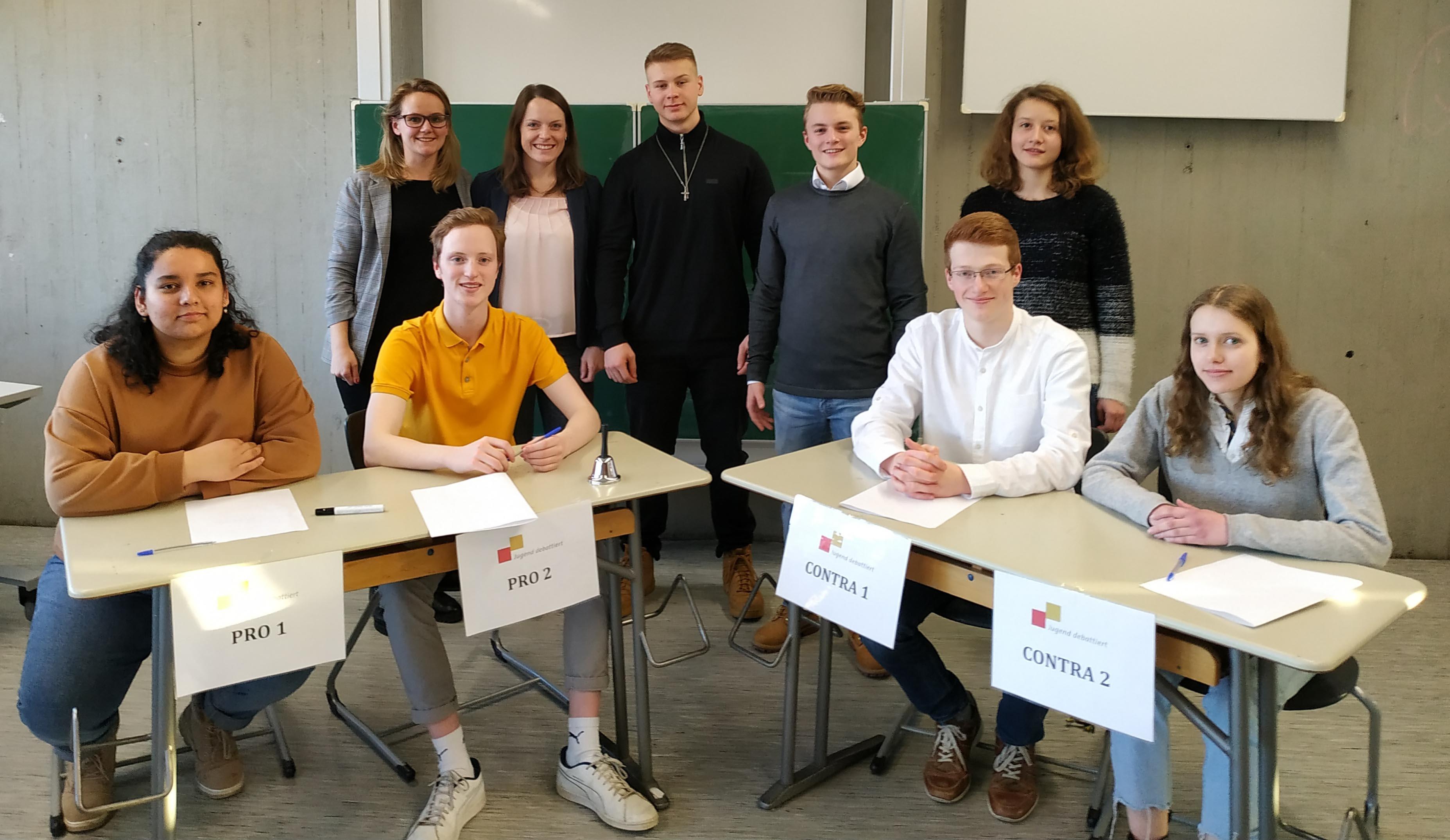 2020 02 13 Regionalwettbewerb Jugend debattiert HP